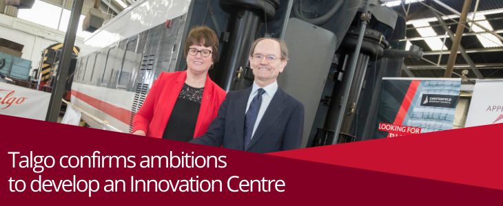 Talgo confirms ambitions to develop an Innovation Centre