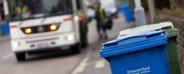 Link to Check your bin collection day content