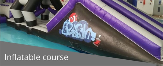 Inflatable Course 1080 X 435