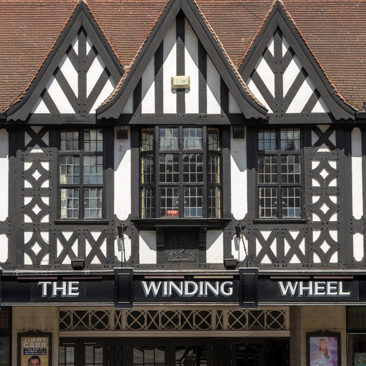 Chesterfield residents invited to get together at the Winding Wheel