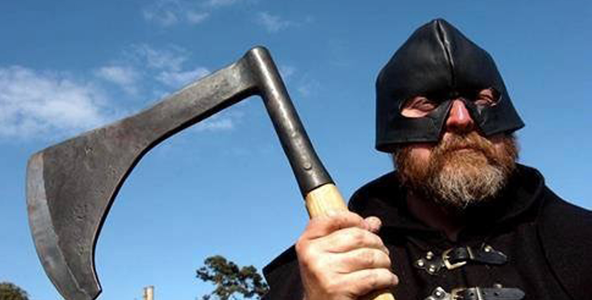 The Medieval Executioner - CANCELLED