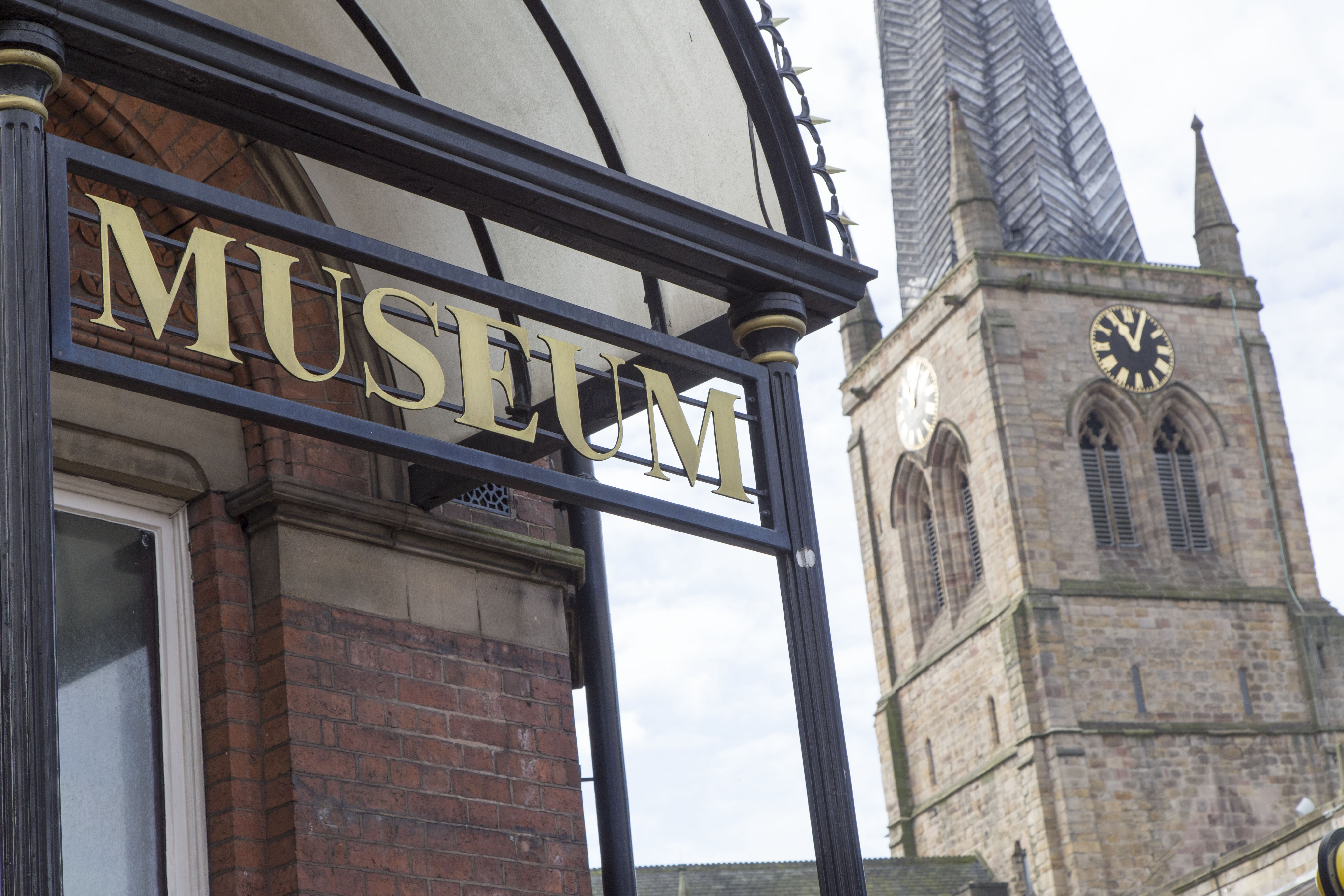 Fun for all the family this Easter with Chesterfield Museum