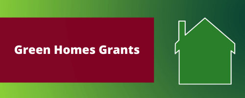 Green Homes Grant Page Header