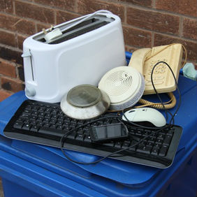 Chesterfield residents reminded to recycle electricals