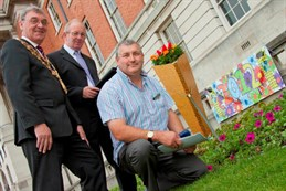 Chesterfield In Bloom judges