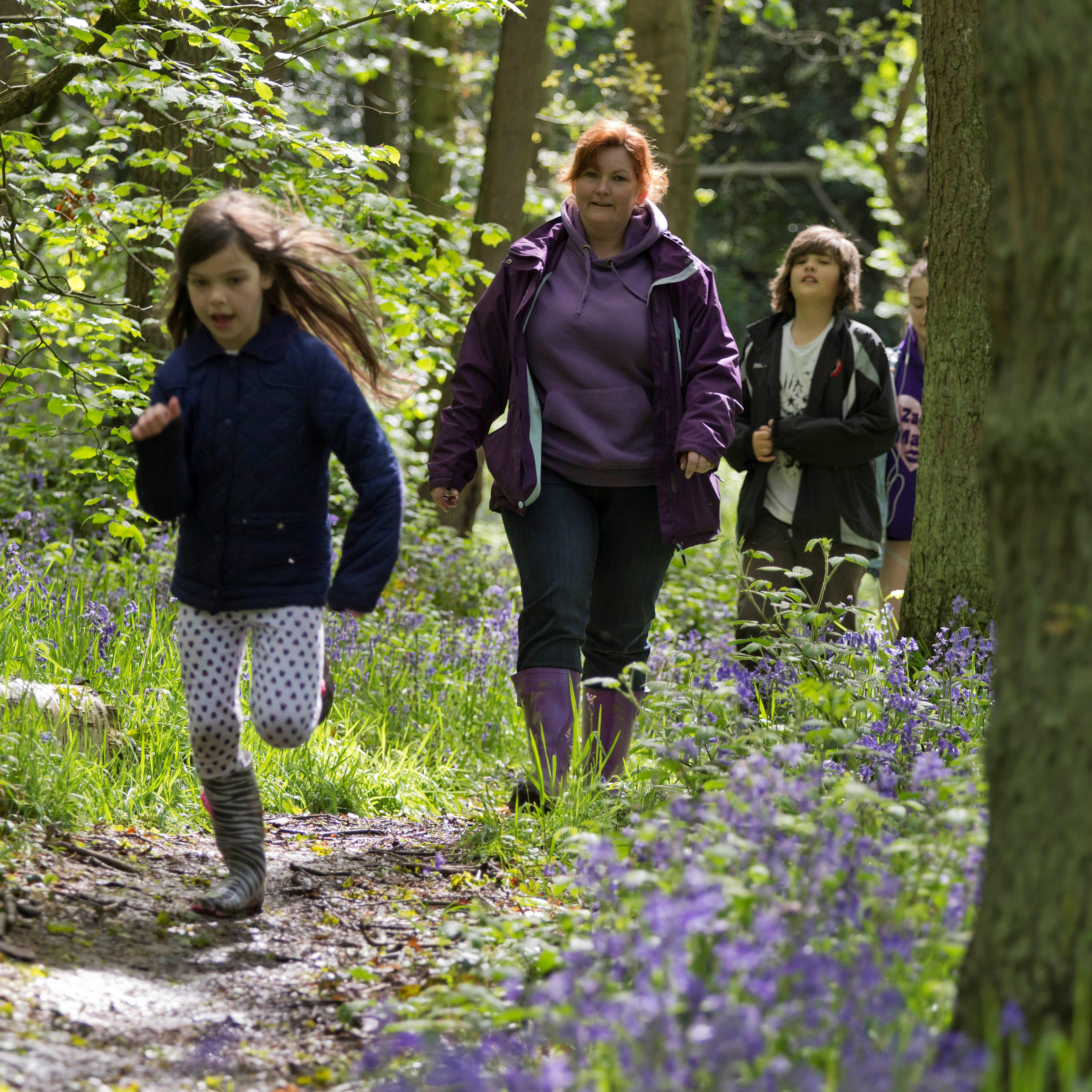 Take part and celebrate a decade of the walking festival