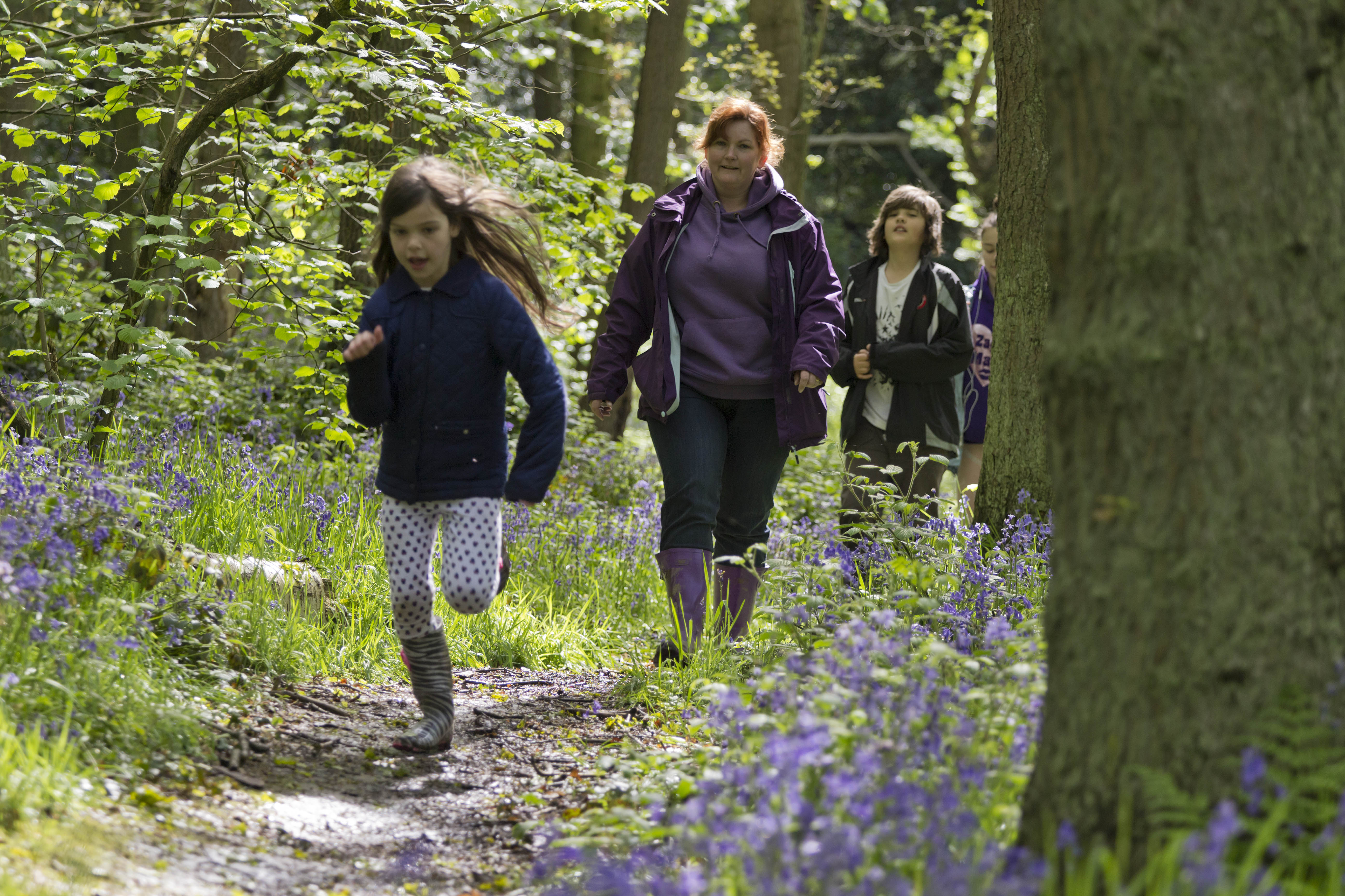 Chesterfield Area Walking Festival runs from Saturday 6 to Sunday 14 May 2017