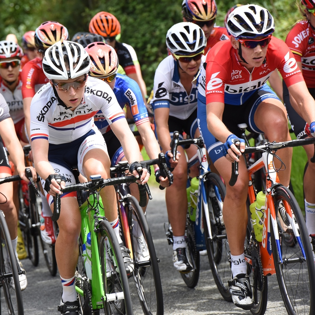 Take part in activities to welcome top women cyclists