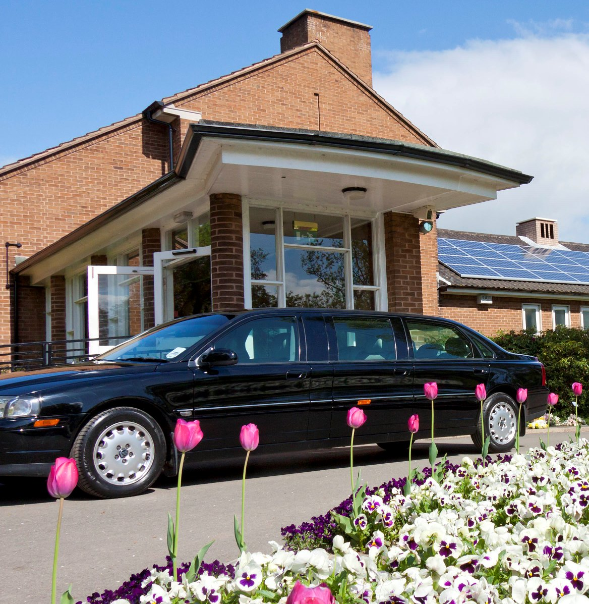 Open day at Chesterfield and District Crematorium
