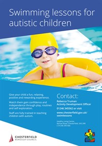 Swimming For Autistic Children