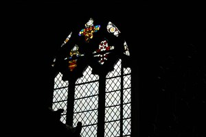 Medieval Stain Glass