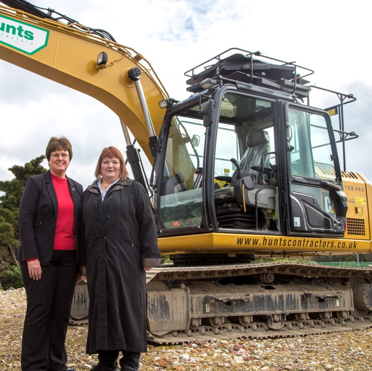 Work begins on new sports pitch