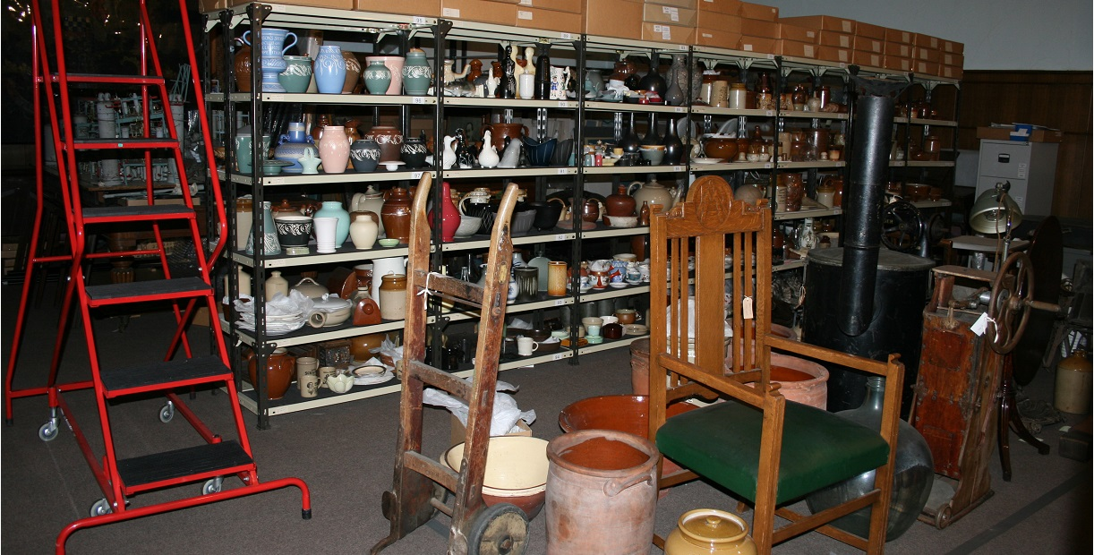 Explore Chesterfield Museum's Collection