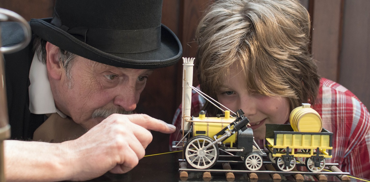 George Stephenson day - CANCELLED